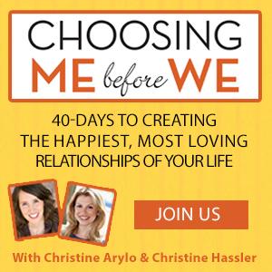 Choosing Me before We 40 days