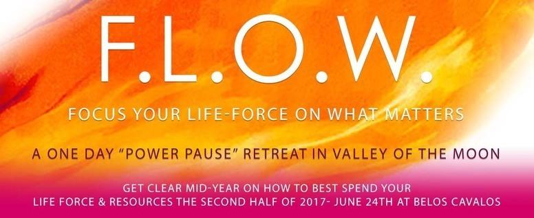 FLOW belos event