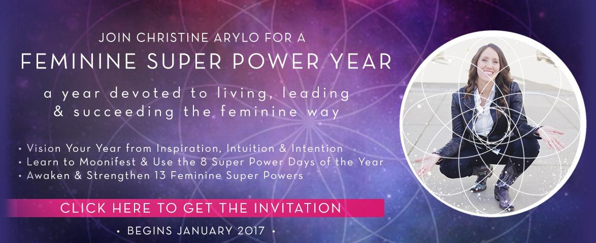 feminine super power year 2017