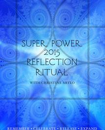 2015 Reflection Ritual