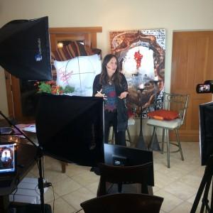 Christine Arylo broadcast
