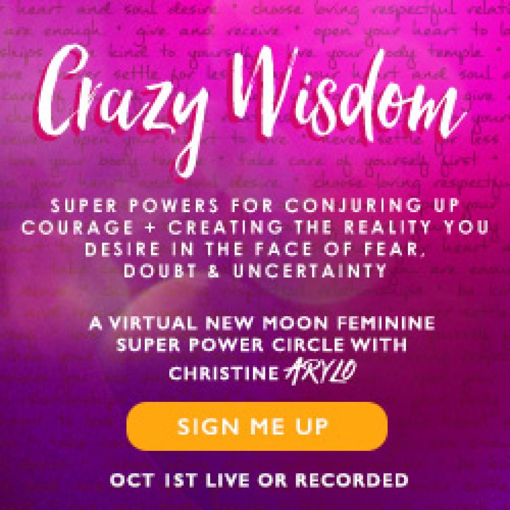 crazy wisdom square