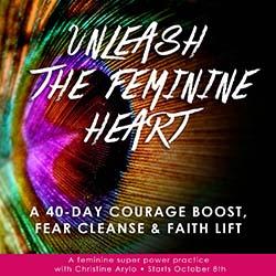 unleash feminine heart
