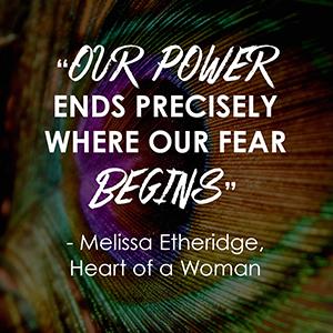 Melissa Etheridge Quote