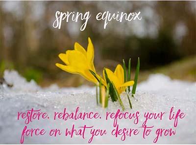 spring equinox small