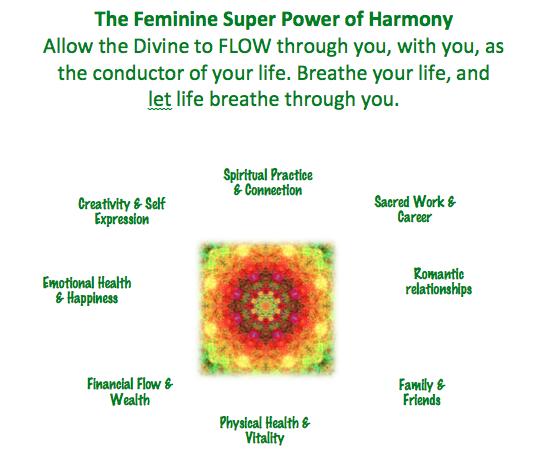 FeminineSuperPowerofharmony