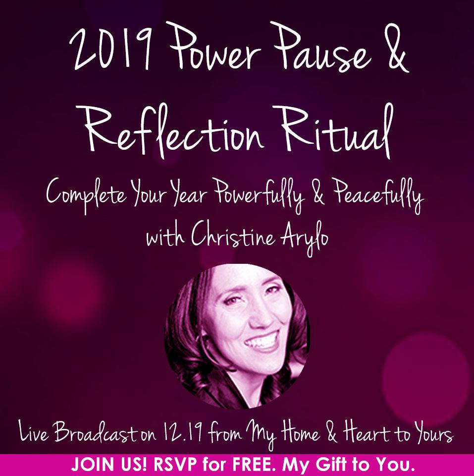 2019yearend power pause christine arylo