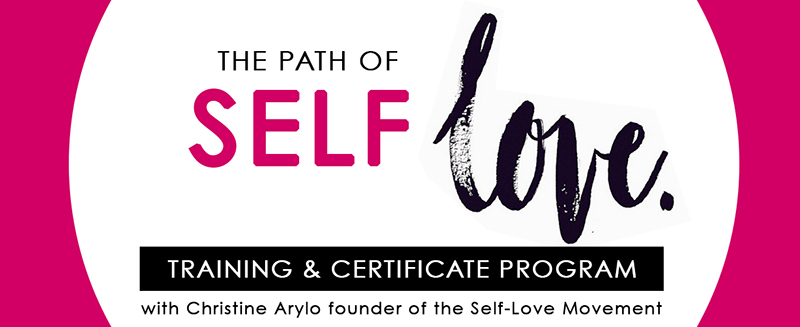 path of self love web banner
