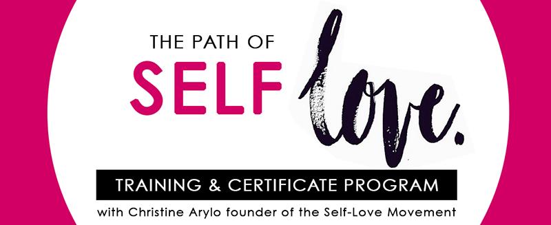 path of self love web banner