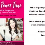 women on purpose feminine power time