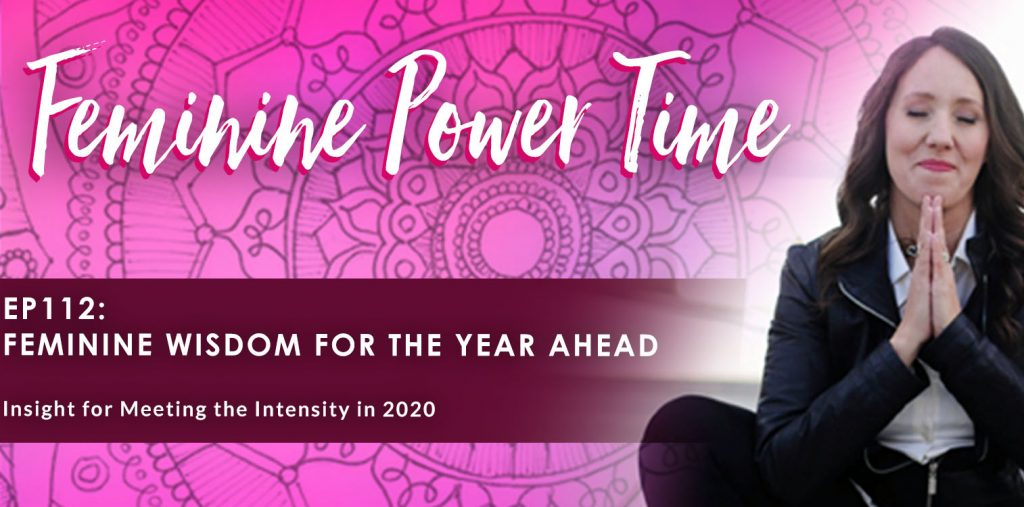 Feminine Power Time