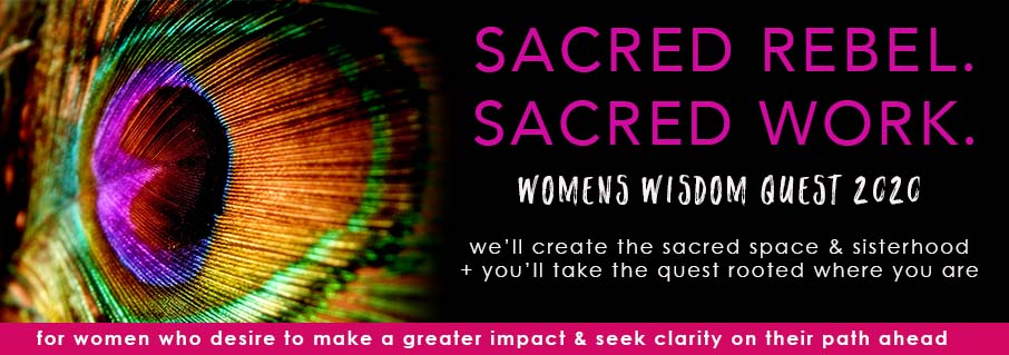 Sacred Rebel Women's Quest