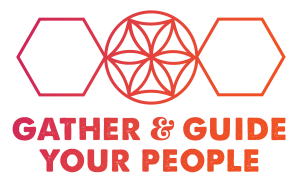 Gather and Guide Your People Training Logo