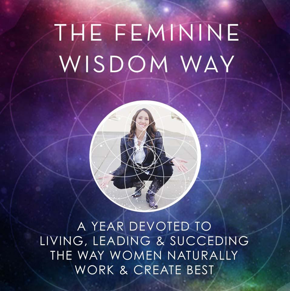 feminine wisdom way arylo