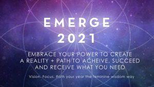 emerge 2021 visioning christine arylo