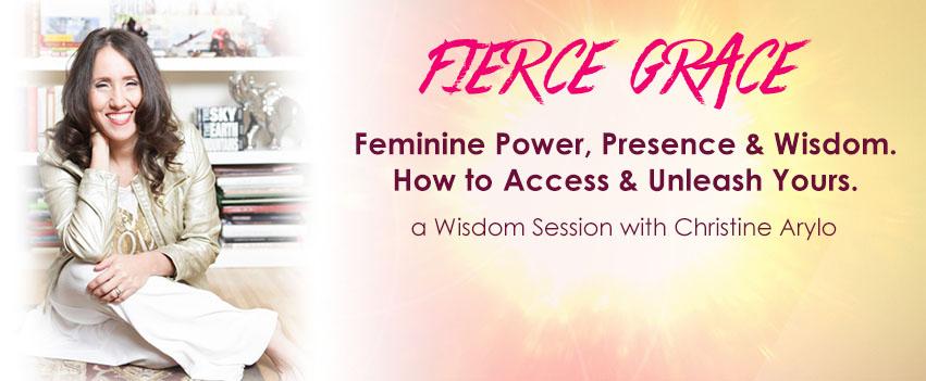 fierce grace wisdom session